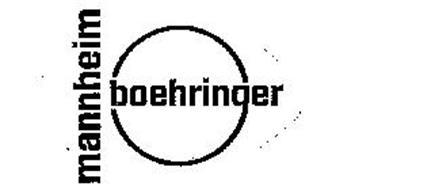 MANNHEIM BOEHRINGER