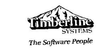 TIMBERLINE SYSTEMS THE SOFTWARE PEOPLE
