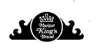 MARQUE KING'S BRAND