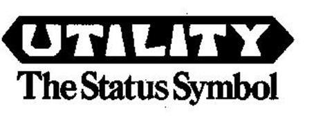 UTILITY THE STATUS SYMBOL