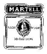 MARTELL V.S.O.P. MEDAILLON