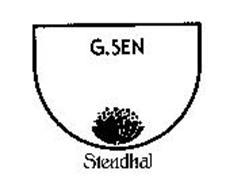 G.SEN STENDHAL