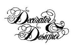 DECORATOR & DESIGNER