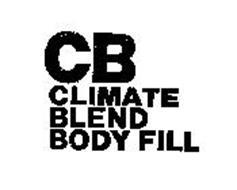 CB CLIMATE BLEND BODY FILL