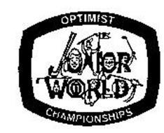 OPTIMIST JUNIOR WORLD CHAMPIONSHIPS