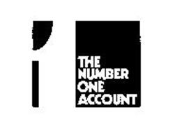 1 THE NUMBER ONE ACCOUNT