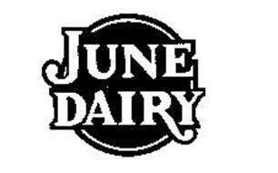 JUNE DAIRY