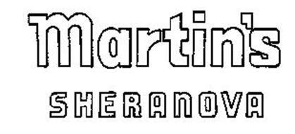 MARTIN'S SHERANOVA