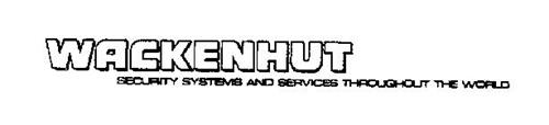 WACKENHUT SECURITY SYSTEMS AND SERVICES THROUGHOUT THE WORLD