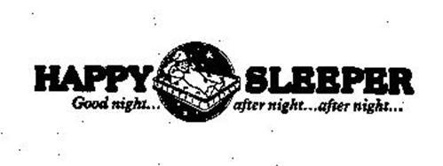 HAPPY SLEEPER GOODNIGHT AFTERNIGHT AFTERNIGHT
