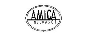 Available trademarks of amica mutual insurance company for Is amica insurance good