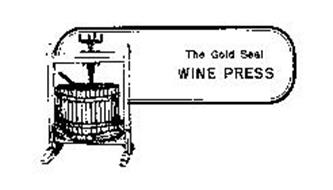 THE GOLD SEAL WINE PRESS