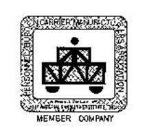 PERSONNEL/BURDEN CARRIER MANUFACTURERS ASSOCIATION MEMBER COMPANY