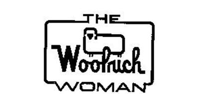 THE WOOLRICH WOMAN