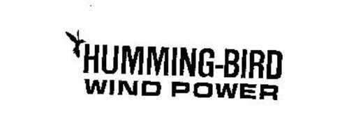 HUMMING-BIRD WIND POWER