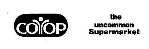 CO OP THE UNCOMMON SUPERMARKET