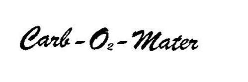CARB-O2-MATER