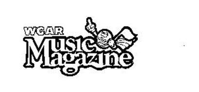 WGAR MUSIC MAGAZINE