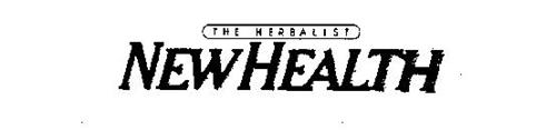 THE HERBALIST NEW HEALTH