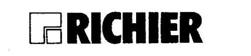 R RICHIER