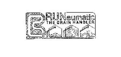 BRUNEUMATIC THE GRAIN HANDLER