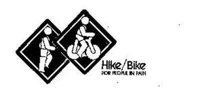 HIKE/BIKE FOR PEOPLE IN PAIN
