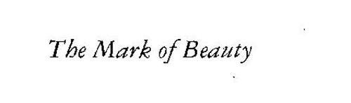 THE MARK OF BEAUTY