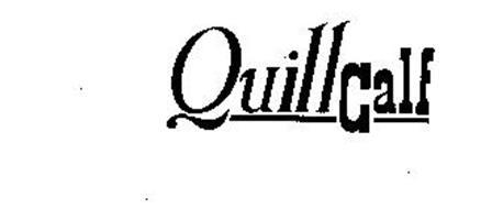QUILL CALF