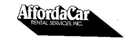 AFFORDACAR RENTAL SERVICES, INC.