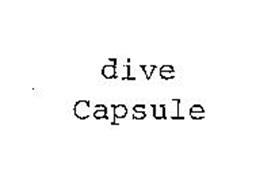DIVE CAPSULE