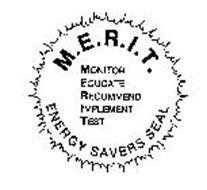 M.E.R.I.T. MONITOR EDUCATE RECOMMENDED IMPLEMENT TEST