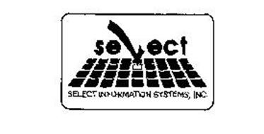 SELECT SELECT INFORMATION SYSTEMS, INC.