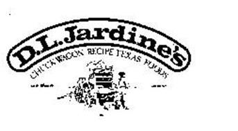 D.L. JARDINE'S CHUCK WAGON RECIPE TEXAS FOODS