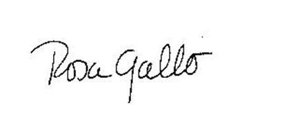 ROSA GALLO