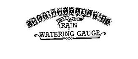 DOC HUCKABAY'S WORLD FAMOUS RAIN 'N WATERING GAUGE