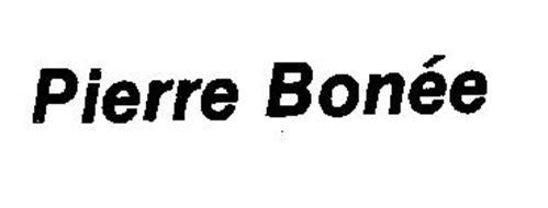 PIERRE BONEE