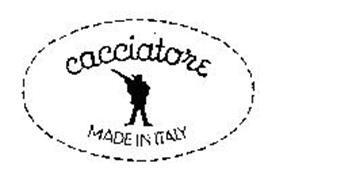 CACCIATORE MADE IN ITALY