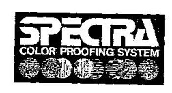 SPECTRA COLOR PROOFING SYSTEM