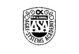DE LAVAL ASA AGRI-SYSTEMS ACADEMY