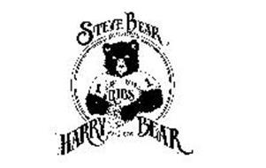 STEVE BEAR PRESENTS 1 HARRY AND THE BEAR 1 RIBS HARRY AND THE BEAR