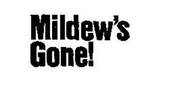 MILDEW'S GONE!