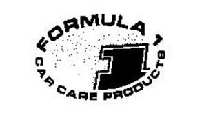 FORMULA 1 CAR CARE PRODUCTS