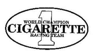 WORLD CHAMPION CIGARETTE RACING TEAM 1