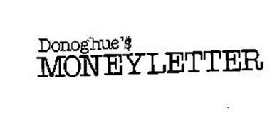 DONOGHUE'$ MONEYLETTER