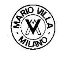 MV MARIO VILLA MILANO