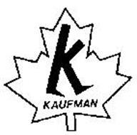 K KAUFMAN
