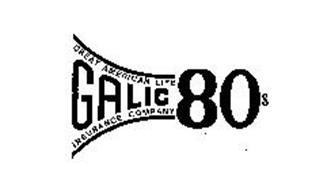 GALIC 80S GREAT AMERICAN LIFE INSURANCE COMPANY