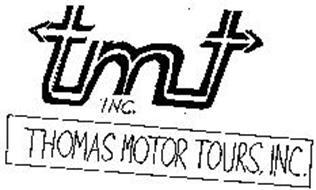Thomas Motor Tours Inc Trademarks 1 From Trademarkia
