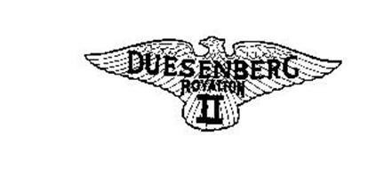 DUSENBERG ROYALTON II