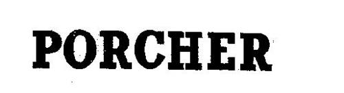 PORCHER